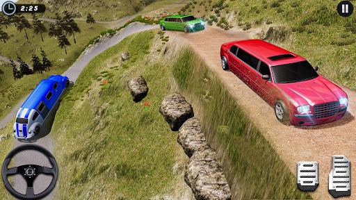 Big City Limo Car Driving Simulator : Taxi Driving 3.8 screenshots 3