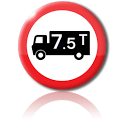 Weighbridge Calculator icon