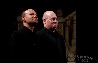 Photo: Vocalensemble Rastatt unter der Leitung seinen Dirigenten Holger Speck