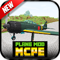 Plane Mod For MCPE' icon