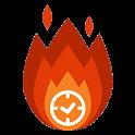 iFastClock - Intermittent Fasting Clock Widget icon