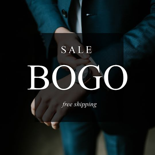 BOGO & Free Shipping - Instagram Post Template