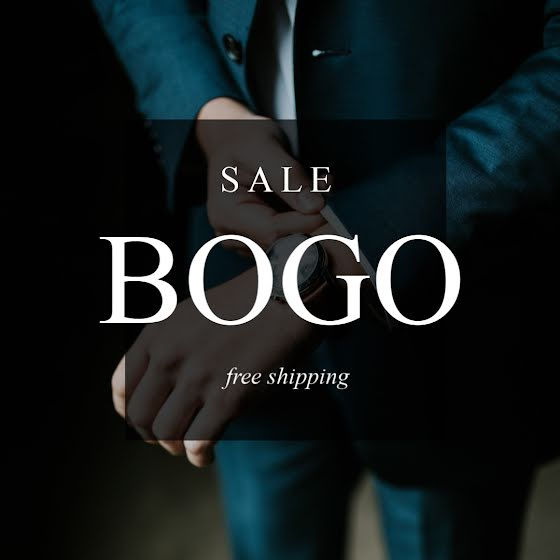 BOGO & Free Shipping - Instagram Post Template