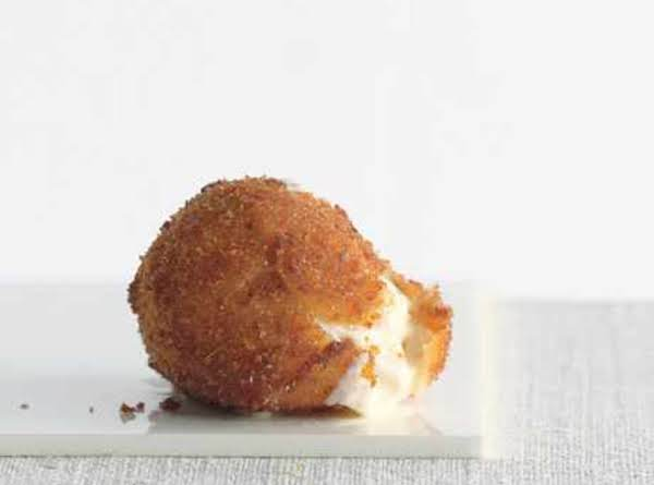 Fried Mozzarella Cheese Balls Recipe