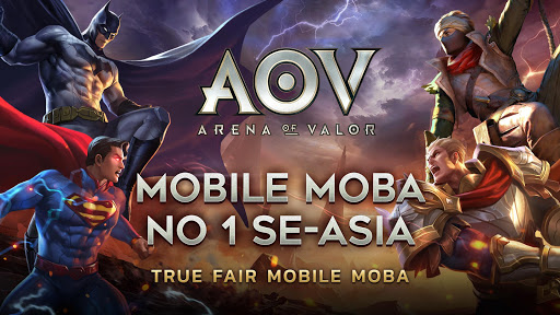 Garena AOV - Arena of Valor: Action MOBA 1.19.1.1 screenshots 2