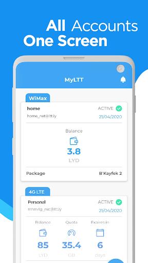 MyLTT 1.0.37 screenshots 2