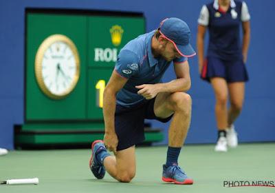 L'entraîneur de tennis Michel Bouhoulle prend la défense de David Goffin