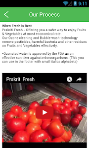 Prakriti Fresh screenshot 5