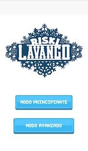 Riski Lavango - náhled