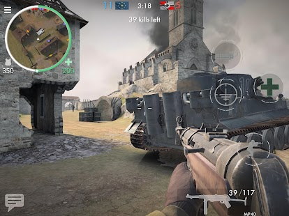 World War Heroes: Tank krieg Screenshot