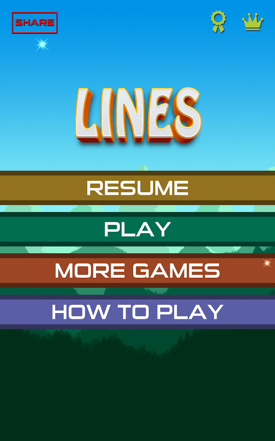 Lines- screenshot