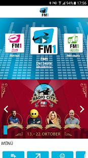 Radio FM1 - náhled