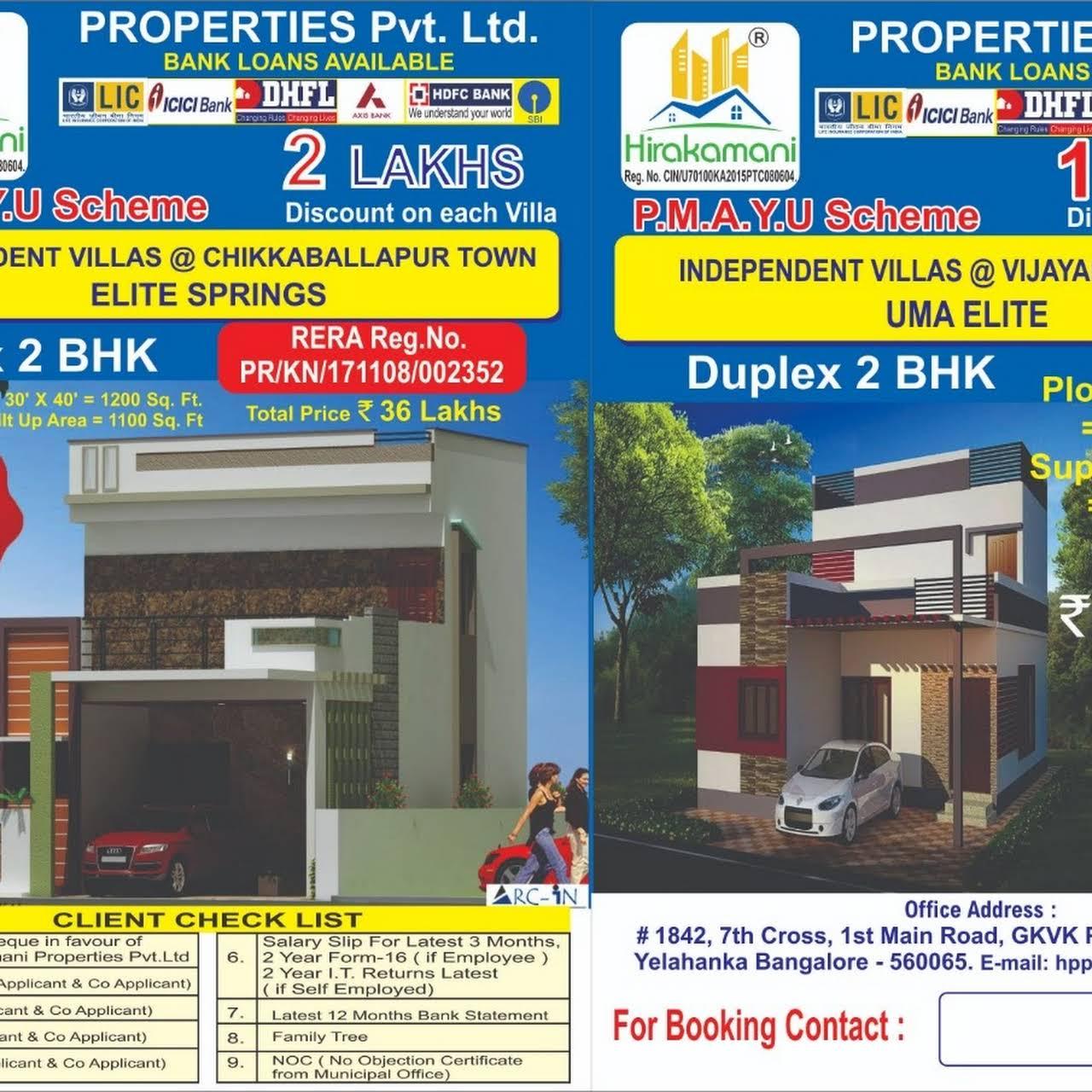 Hirakamani properties Pvt Ltd  - Construction Company in