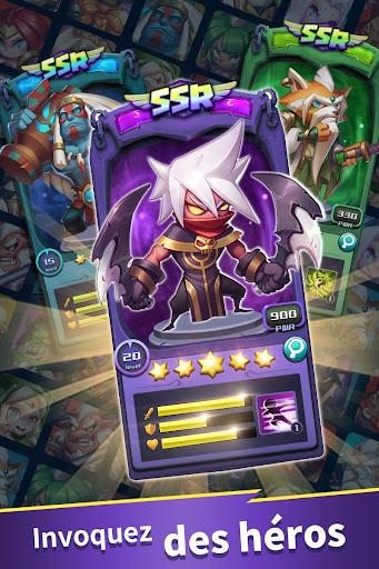 Télécharger Gratuit Raids & Puzzles : RPG Quest APK MOD (Astuce) screenshots 1