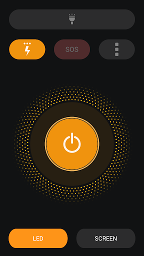 Flashlight - LED Torch Light Screenshot
