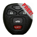 Pseudo Car Key Remote