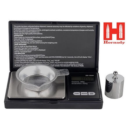 Hornady Electronic Scale GS-1500