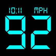 Digital GPS Speedometer offline - Speed Tracker Download on Windows