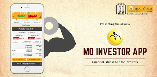 MO Investor: Mutual Fund & Stock/Share Trading App for PC