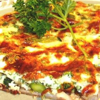Potato-Asparagus-Gruyere Frittata