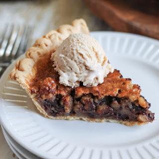 Chocolate Walnut Pie