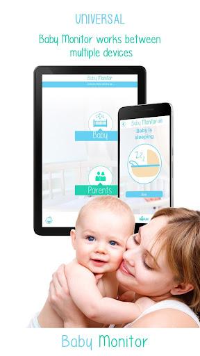 Baby Monitor: Video monitor 1.2.6 screenshots 1