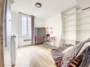 Studio meublé 11,87 m2
