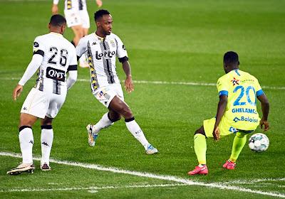 """Charleroi devait faire mieux contre Gand: """"Mais on va laisser ça derrière nous"""""""