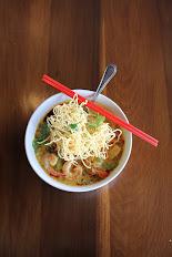 Chiang Mai Noodle (Khao Soi)
