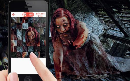 玩免費解謎APP|下載植物大戰殭屍拼圖益智遊戲 app不用錢|硬是要APP