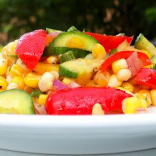 Verdolagas Plant Salad