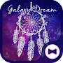 Wallpaper Galaxy Dream Theme APK icon