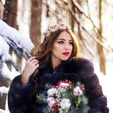 Wedding photographer Elvira Davlyatova (elyadavlyatova). Photo of 27.01.2017