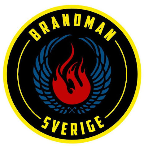 Dekal Brandman Sverige