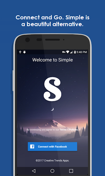 Simple Social Pro Screenshot Image