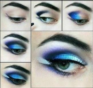 Download Eyeshadow Tutorial For PC Windows and Mac apk screenshot 3