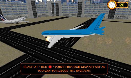 玩免費模擬APP|下載空港緊急クラッシュレスキュー app不用錢|硬是要APP