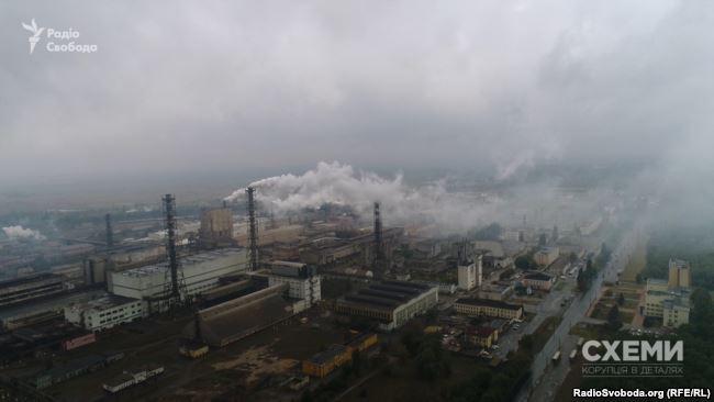 Хімічний завод «Сумихімпром» з успішного гіганта перетворився на боржника