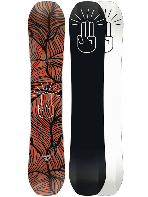 Bataleon - Push Up Snowboard