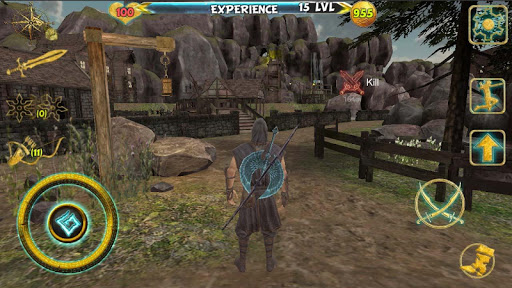 Ninja Samurai Assassin Hero 5 Blade of Fire 1.06 screenshots 1