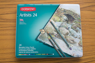 Photo: Derwent Artists-series Coloured Pencils http://www.parkablogs.com/node/11673