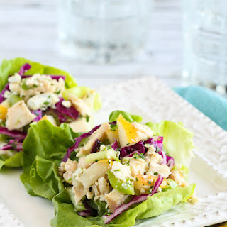 Updated Waldorf Salad Cups Recipe from Andie Mitchell's Cookbook