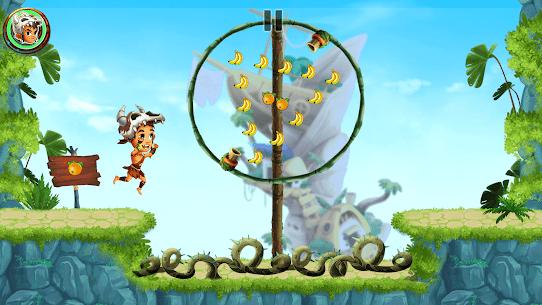 Jungle Adventures Run Mod Apk 2.0.12 (Unlimited Food) 1