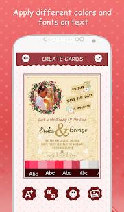 wedding invitation cards app su google play