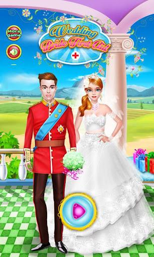 Wedding Bride First Aid