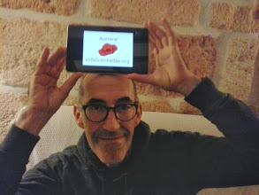 Photo: Guach. Capitán del Deu Donnes, postari republicano, indómito salsero de calas ignotas... Apoyo desde nuestra embajada en Menorca de #VidasContadas...