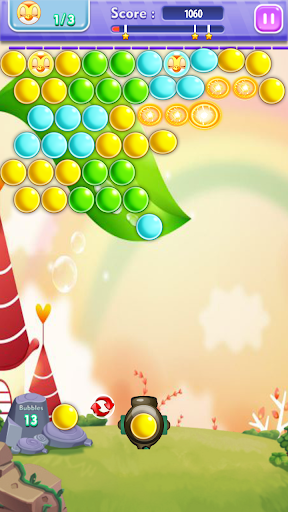 Bubbles Super-Rescue Shooter screenshot 4