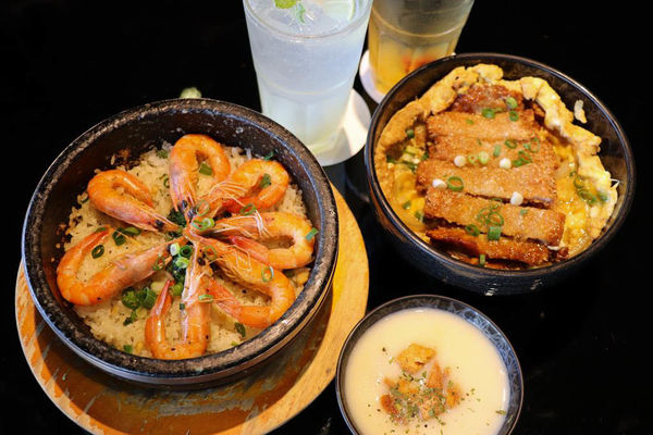 二訪小麥先生,Mr.Wheat 小麥先生創意料理,私房石燒蒜蝦飯好誘人,韓式泡菜鍋吃了暖呼呼!