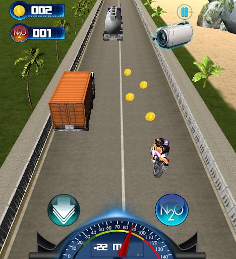 Highway Commando Speed Nitro