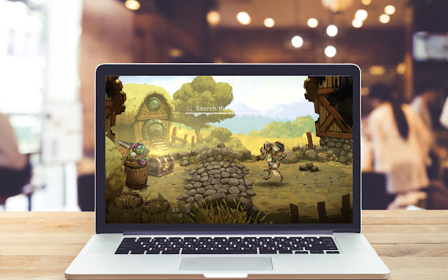 Steamworld Quest HD Wallpapers Game Theme